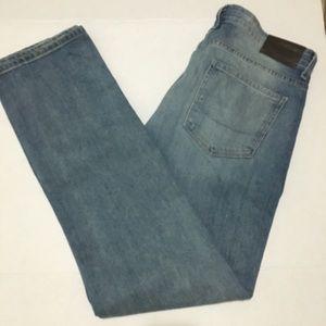 Paige Normandie straight leg jeans size 34